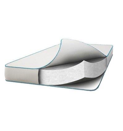 Комод-пеленатор Верес с декором Мишка на стекле 24.03, Цвет - орех