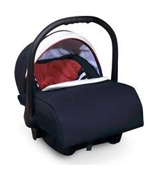 Детская кроватка Baby Sleep Aurora AKP-S-B с ящиком Орех темный