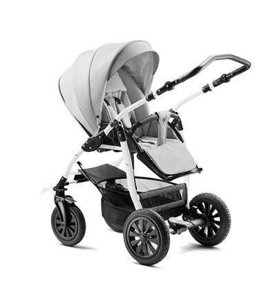 Детская прогулочная коляска Caretero Sonata Blue
