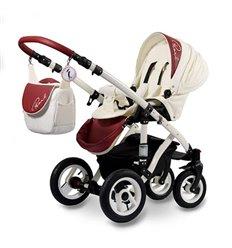 Детская коляска 2 в 1 Dada Livio Deluxe