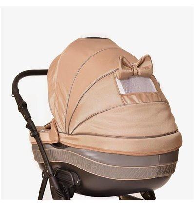 Прогулочная коляска для двойни Easy Go Duo Comfort Orange