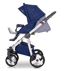Детская прогулочная коляска 4Baby Rapid Premium Light Grey