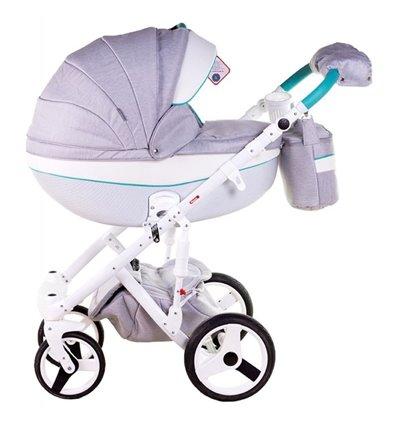 Конверт Ontario Baby Travel Premium Бежевый