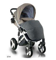 Детская коляска 2 в 1 Adamex Aspena 09P