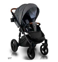Детская коляска 2 в 1 Adamex Aspena 15P