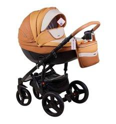Детская коляска 2 в 1 Adamex Aspena Aquarelle 86G