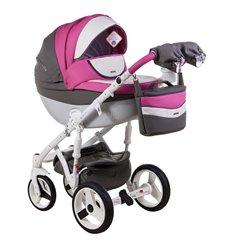Детская коляска 2 в 1 Adamex Aspena Eco 723S