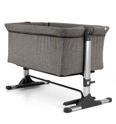 Подушка в коляску ортопедическая Twins Minky grey
