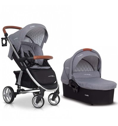 Детская коляска 2 в 1 Angelina Classic 15