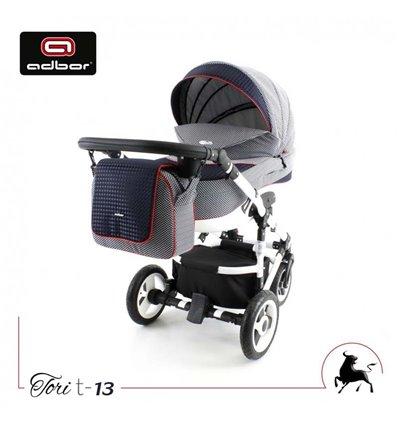 Универсальная коляска для двойни Jedo Fyn Duo 18