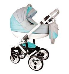Детская коляска трансформер Trans Baby Prado Lux 08/05