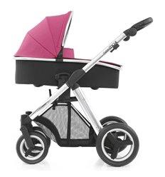 Детская коляска трансформер Trans Baby Prado Lux 38/CR
