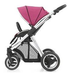 Детская коляска трансформер Trans Baby Prado Lux 39/17