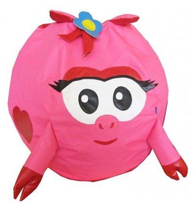 Беговел PUKY LR 1L розовый