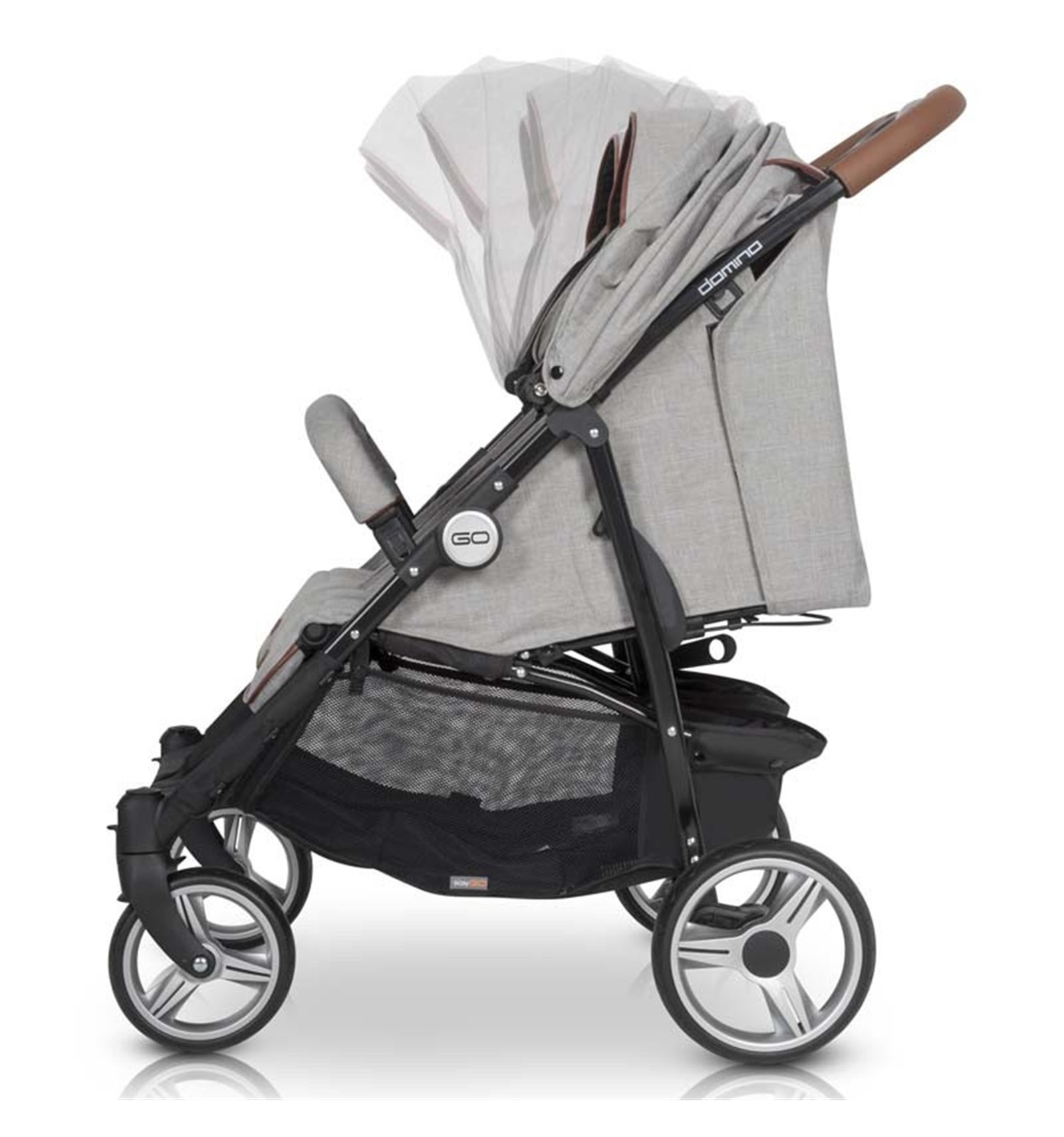 Детская универсальная коляска 2 в 1 Броко Эко 04