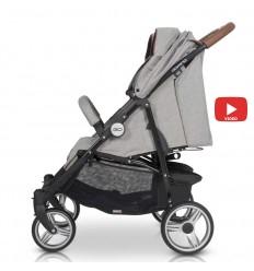 Детская коляска 2 в 1 Broco Porto 03