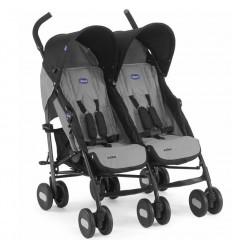 Детская коляска 2 в 1 Adamex Monte Deluxe Carbon D25