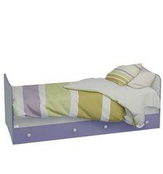 Матрас IngVart для кроваток Baggybed Oval Кокос, 60x71 см 6015