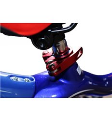 Детская прогулочная коляска 4Baby Rapid Red