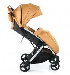 Детская прогулочная коляска 4Baby Atomic Dark Grey