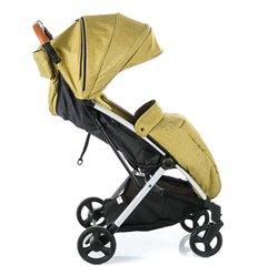 Детская коляска трансформер Gmini Grand Brown Gold