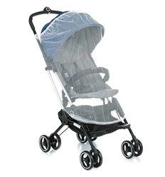 Детская коляска трансформер Gmini Grand Grey Silver