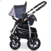 Детская коляска 3 в 1 CAM Combi Tris 377