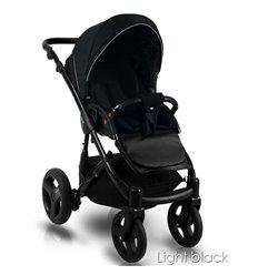 Детская прогулочная коляска 4Baby Croxx Blue