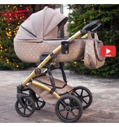 Детская коляска 3 в 1 Adbor Tori Classic 11