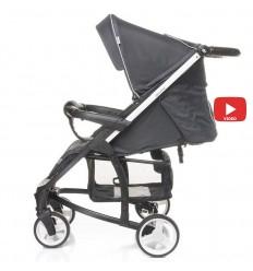 Автокресло детское EasyGo Camo Isofix Carbon, 15-36 кг