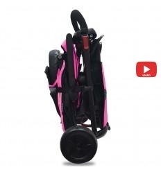 Автокресло детское EasyGo Extreme Isofix Titanium, 15-36 кг