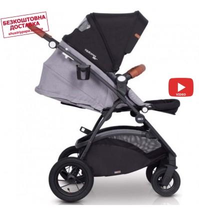 Универсальная коляска для двойни Tako Junama Diamond Duo Slim