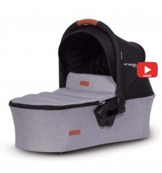 Детская прогулочная коляска Chicco Kwik.One Blueprint