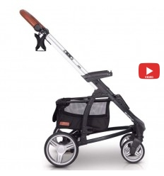 Детская прогулочная коляска Chicco Kwik.One Wood