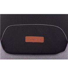 Манеж кровать с пеленатором 4Baby Moderno бирюзовый