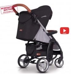 Прогулочная коляска для двойни Chicco Echo Twin Garnet