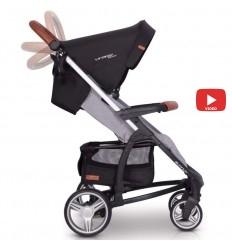 Детская коляска 2 в 1 Lonex Comfort Galaxy 11
