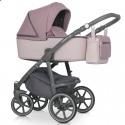 Детская коляска 2 в 1 Adamex Luciano Jeans Q-308