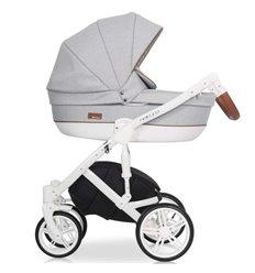 Детская коляска 2 в 1 Bair Leo G-33 Мятная