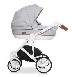 Детская прогулочная коляска Caretero Sonata 2017 графит