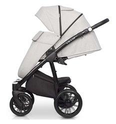 Автокресло детское Caretero Ibiza черное, 9-25 кг