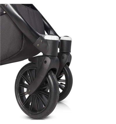 Автокресло детское Caretero Sport Turbo бежевое, 9-25 кг