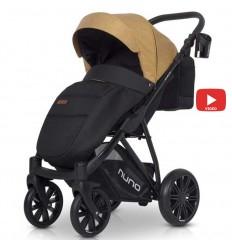 Детская коляска 3 в 1 Verdi Mirage 05 синяя