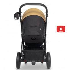 Детская коляска 3 в 1 Verdi Mirage 06 белая