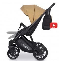 Детская коляска 3 в 1 Verdi Mirage 09 мятная