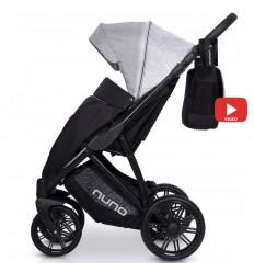 Детская коляска 3 в 1 Verdi Mirage 10 графит