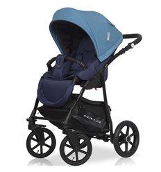 Автокресло детское Lionelo Liam Color голубое, 0-18 кг