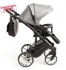 Универсальная коляска для двойни Bebetto 42 New 01