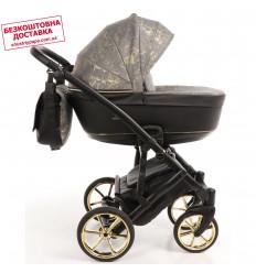 Универсальная коляска для двойни Bebetto 42 New 02
