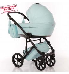 Детская коляска 2 в 1 Roan Bass Soft Basic Anthracite Grey